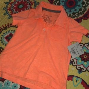Baby boys polo shirt 18 months